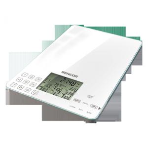 Sencor SKS 6000 Tápérték-kalkulátor mérleg