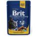 Brit Premium Cat Chicken & Turkey alutasakos 24 x 100 g