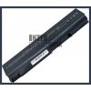 365750-001 4400 mAh 6 cella fekete notebook/laptop akku/akkumulátor utángyártott