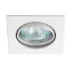 KANLUX Lámpatest álmennyezetbe illeszhető alu MR16 keret NAVI billenő fehér CTX-DT10 Kanlux