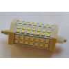 R7S foglalatú LED égő 42 SMD, 10W