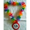 Hawaii fűzér évszámos táblával (30-as)