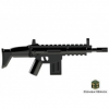 LEGO Fekete Modern Warfare : Special Forces Assault Rifle