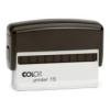COLOP Bélyegző, COLOP Printer 15, fekete párnával