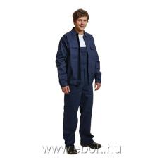 Cerva Öltöny kertésznadrág+kabát kék BE-01-005 52