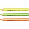 Szövegkiemelő ceruza, 5,5 mm, STABILO