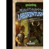 Napraforgó Könyvkiadó - A MINÓTAUROSZ LABIRINTUSA - KALANDOS KÜLDETÉS