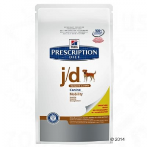 Hill's Prescription Diet Hill´s Prescription Diet Canine j/d Reduced Calorie - 2 x 12 kg