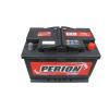 Perion autó akkumulátor akku 12v 74ah jobb+