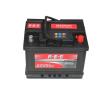 ABS autó akkumulátor akku 12v 60ah jobb+ autó akkumulátor