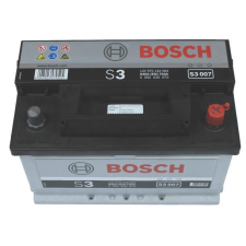 Bosch S3 akkumulátor 12v 70ah jobb+ autó akkumulátor