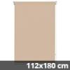 UNI Trend vászon roló, pezsgőszín, ablakra: 112x180 cm