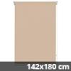 UNI Trend vászon roló, pezsgőszín, ablakra: 142x180 cm