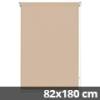UNI Trend vászon roló, pezsgőszín, ablakra: 82x180 cm