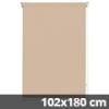 UNI Trend vászon roló, pezsgőszín, ablakra: 102x180 cm