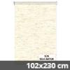 UNI Trend vászon roló, silvalin natur, ajtóra: 102x230 cm