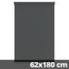 UNI Trend vászon roló, szürke, ablakra: 62x180 cm