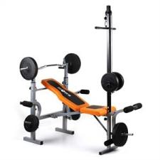 KLARFIT Ultimate Gym 3500, tornagép, súlyzópad, latissimus fitness eszköz