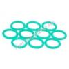 Phobya O-gyûrû 11,1 x 2 mm (G1 / 4 Coll) - UV-reaktív zöld 10 db.