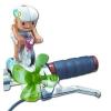 Powerplus Powerplus Chipmunk szélenergiás kerékpár lámpa