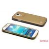 CELLECT Galaxy Note 4 ultravékony szilikon hátlap,Fekete