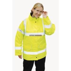 Portwest S360 Női Traffic kabát (SÁRGA XXL)