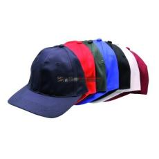 Portwest B010 Baseball sapka, hat paneles (FEKETE)