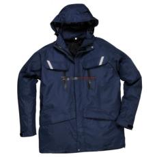 Portwest S537 Orkney 3:1 lélegző kabát (NAVY L)