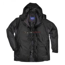 Portwest S572 Highland bélelt dzseki (FEKETE M)