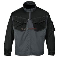 Portwest - KS10 Chrome kabát (NAVY/FEKETE L)