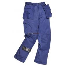 Portwest BP20 Chicago 13 zsebes nadrág (FEKETE, S, hosszított)
