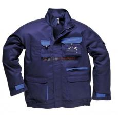 Portwest TX10 Texo Kontraszt dzseki (NAVY L)