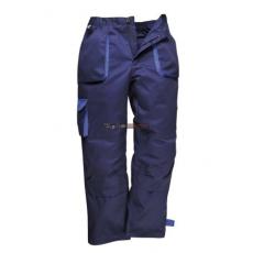 Portwest TX11 Texo Kontraszt nadrág (NAVY XL)