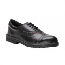 Portwest FW47 Steelite Executive Oxford védőcipő S1P (FEKETE 40)