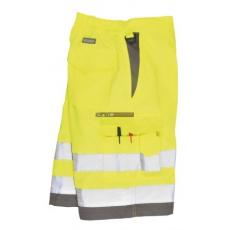 Portwest E043 Jól láthatósági rövidnadrág (SÁRGA, XL)