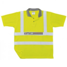 Portwest S177 HiVis Comfort pólóing (NARANCS M)