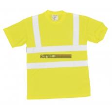 Portwest S478 Jól láthatósági póló (SÁRGA 5XL)