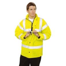 Portwest S460 Jól láthatósági Traffic kabát (SÁRGA XXXL)