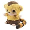 Beddy Bear Yoohoo Roodee Csuklyásmajom, Melegíthető plüss sárga-barna csuklyásmajom (702) 30-35 cm 1