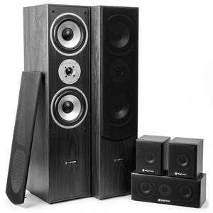 Skytronic 5.0 házimozirendszer, 335 W RMS, fekete