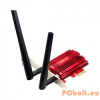 Asus PCE-AC56 Dual-band Wireless-AC1300 PCI-E Wi-Fi Adapter