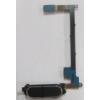 Samsung N910 Galaxy Note 4 home gomb átvezető fóliával fekete*
