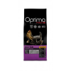 Visán Optimanova Dog Adult Mini Chicken & Rice (csirke és rizs) 12 kg