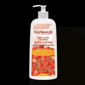 Farmasi testápoló eper-mandula 500 ml