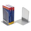 ALBA Könyvtámasz, fémhálós, 2 db, , ezüst