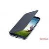 Samsung Galaxy S4 Flip cover,Fekete,scs