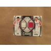Panini 2009-10 SP Game Used Combo Materials #CMBM Andrea Bargnani/Yao Ming