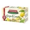 TEEKANNE gyömbér-citrom tea - 20 filter