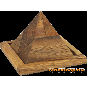 Riviera games RG Louvre piramis fa ördöglakat