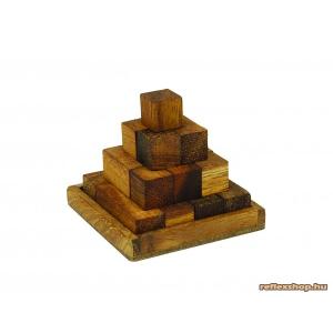 Riviera games RG Inka piramis fa ördöglakat